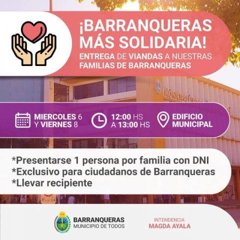 Barranqueras Más Solidaria